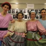 Jugglers in Amahl at Lincoln Center 2010