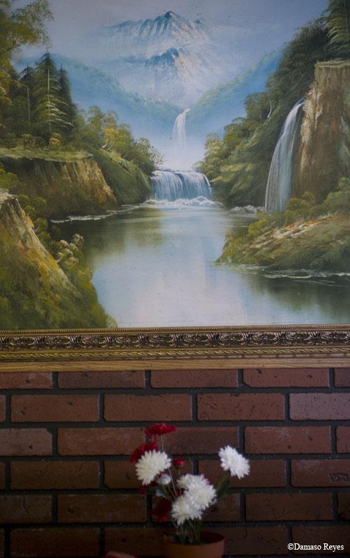 Art at El Nuevo Ambiente