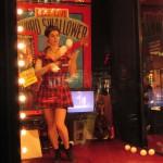 Times Square window box