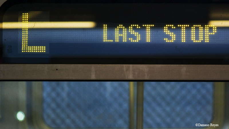 L to Last Stop