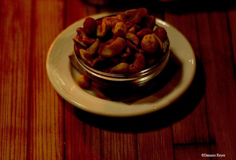 Whiskey peanuts