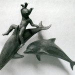 Bad dophin sculpture--not by dude