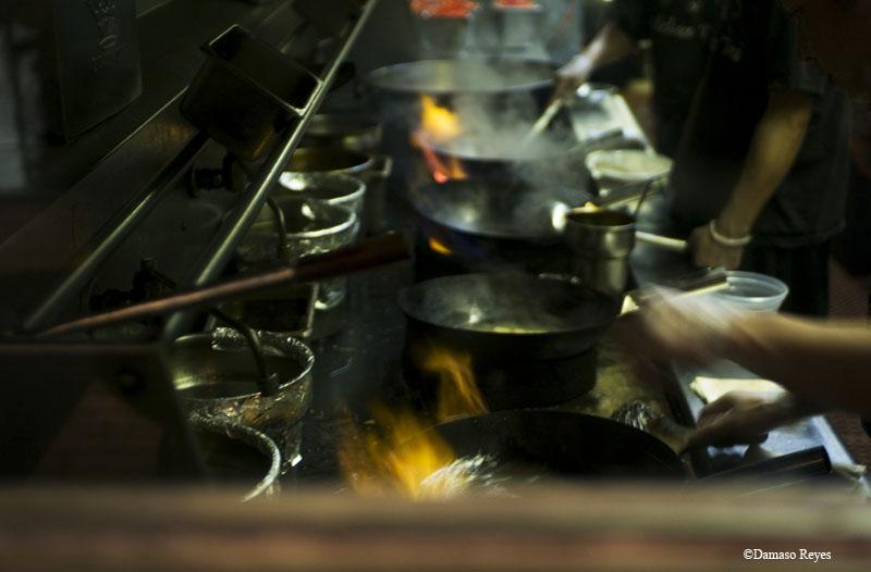 Chelsea Thai kitchen