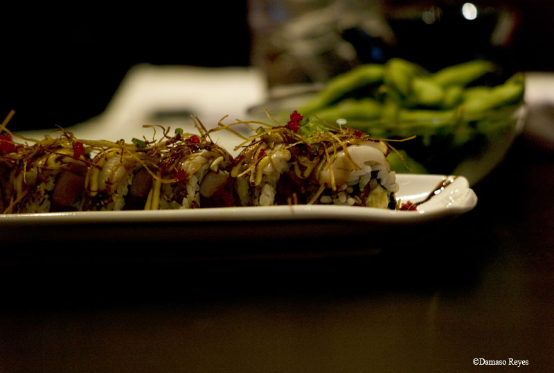 naughty girl sushi