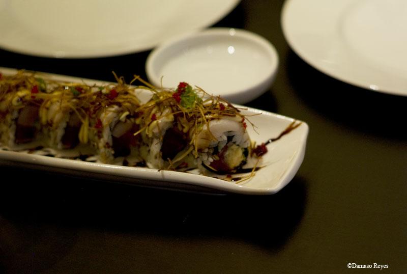 Naughy girl sushi