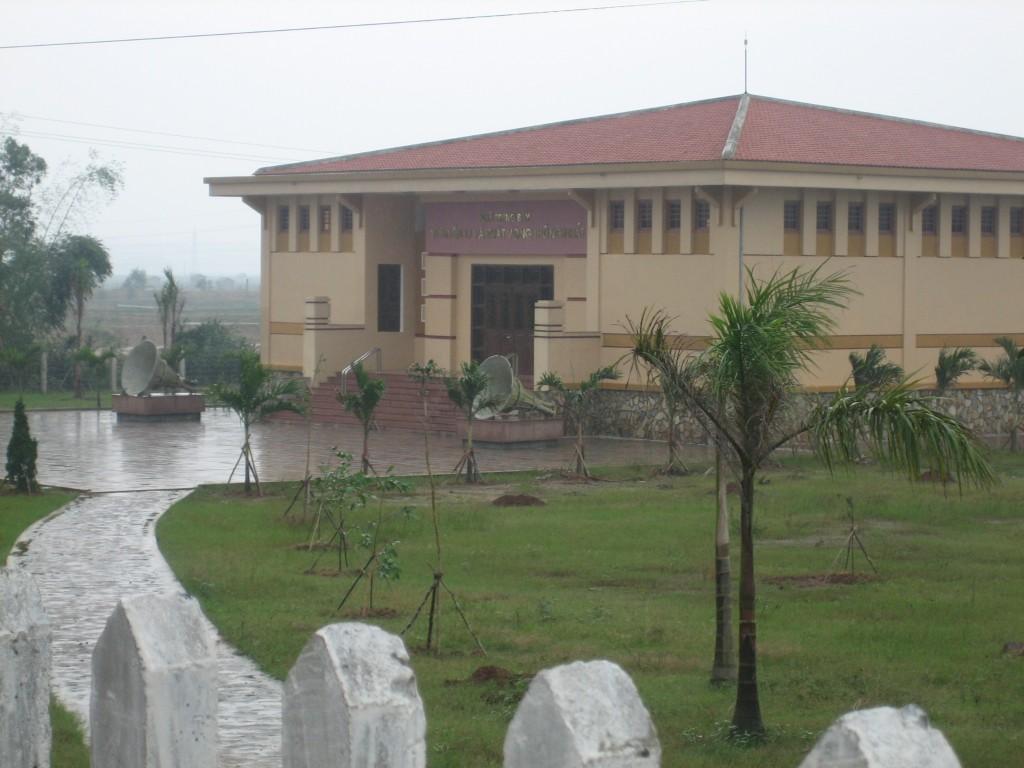 War Museum rain