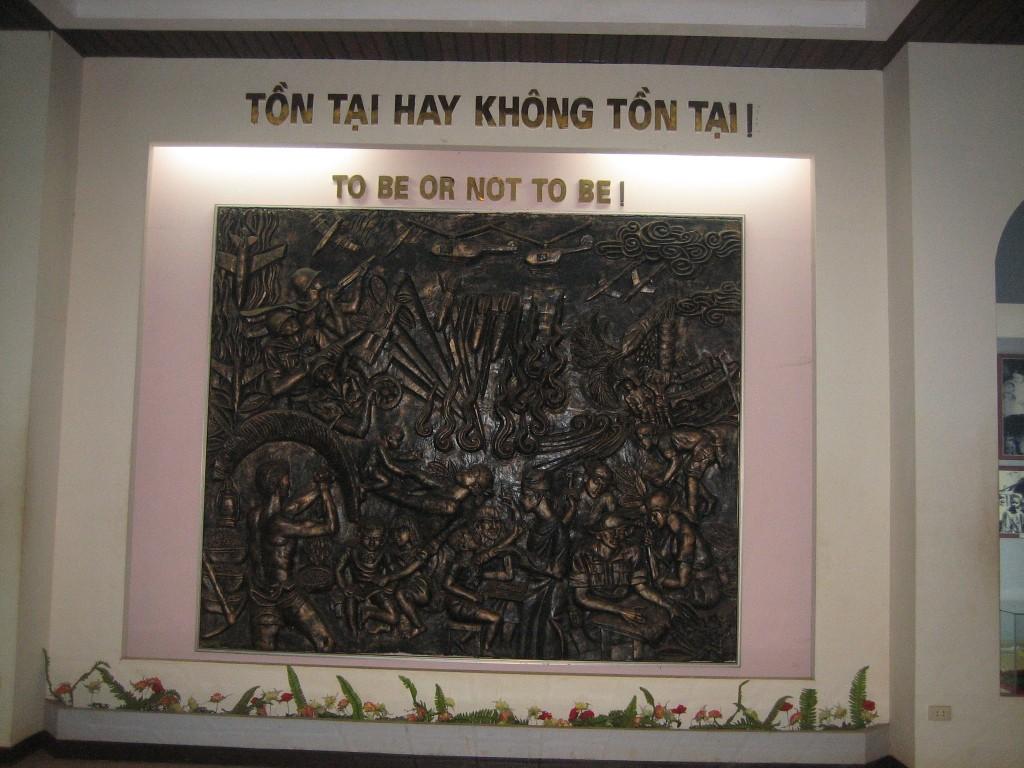 War Museum display