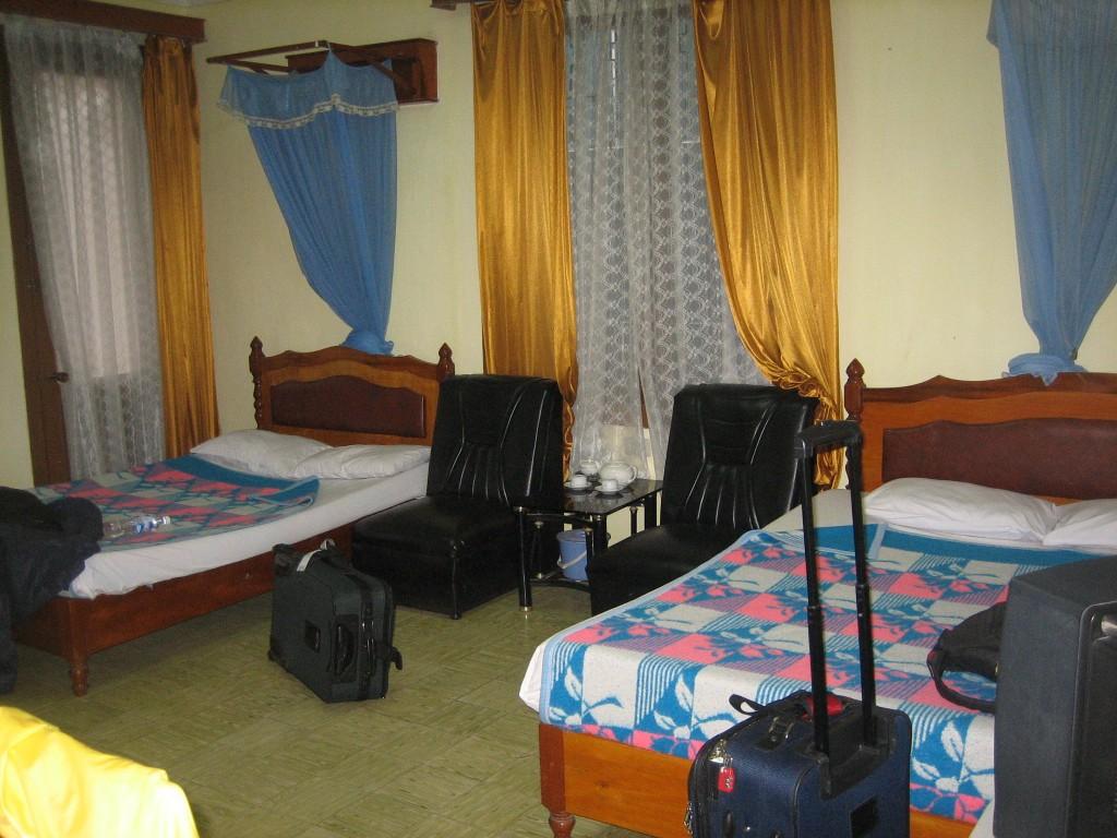 Da Lat hotel room