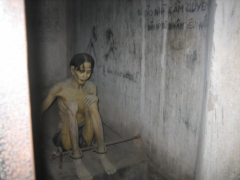 Model prisoner