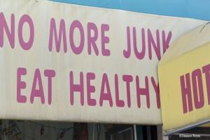 No more junk
