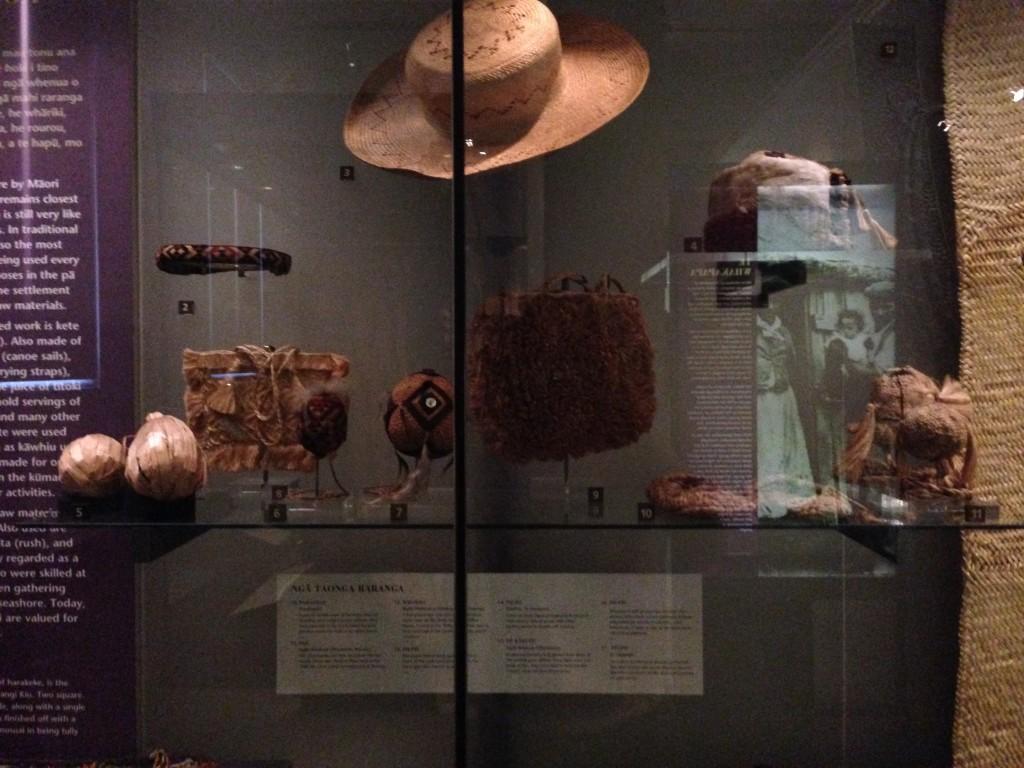 Poi in Auckland Museum