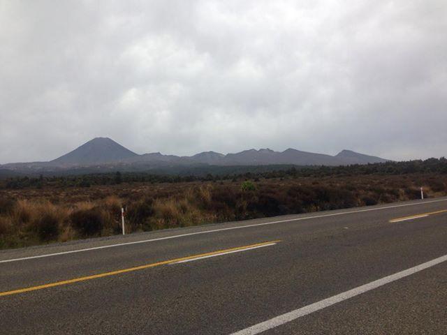 Mt. Ngauruhoe, Tongariro, NZ