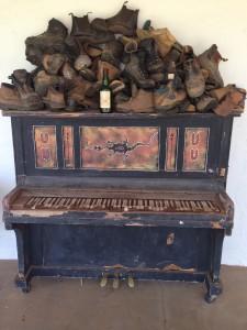 Piano, Glen Helen, NT, Australia