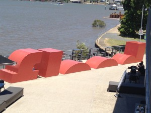 Brisbane Powerhouse art