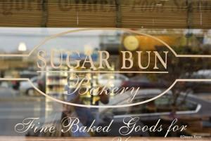 Sugar Bun window