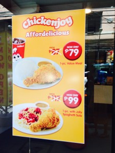 Chickenjoy Affordelicious