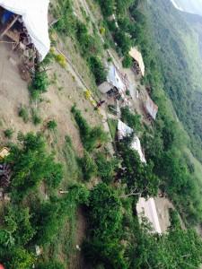 Village on Taal Island